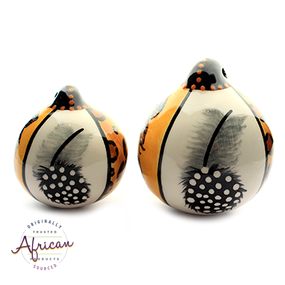 Ceramic Christmas Ball Decoration Shona