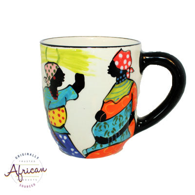 Ceramic Coffee/Tea Coula Mug -  Shashi Design