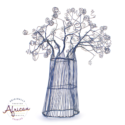 Wire Baobab Tree