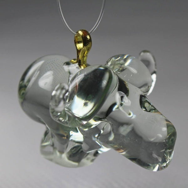 Ngwenya Glass - Buffalo - Christmas Decoration