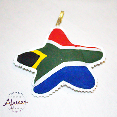 South African Star Christmas Decoration