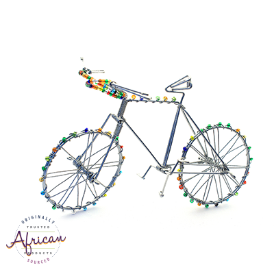 Beaded Bicycle