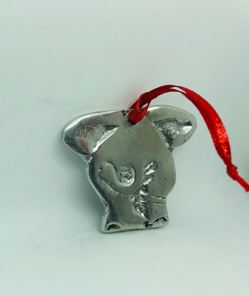 Simpli Simbi - Christmas Ornament (Elephant)