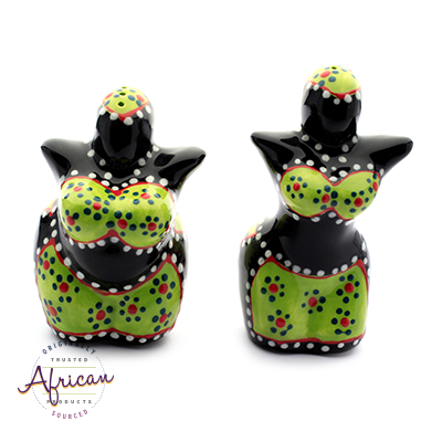 Mamma Salt and Pepper Set 4