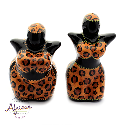 Mamma Salt and Pepper Set 5