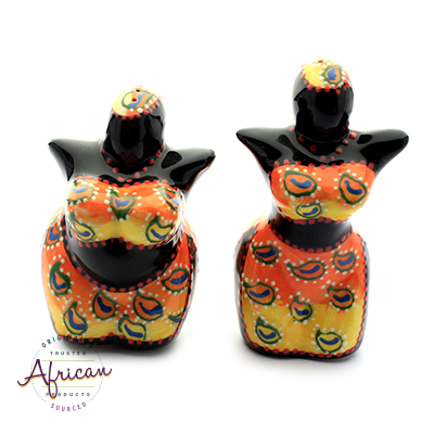 Mamma Salt and Pepper Set 1
