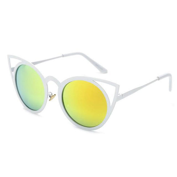 Cat Thin Style Sunglasses - TheVarietyClub.com