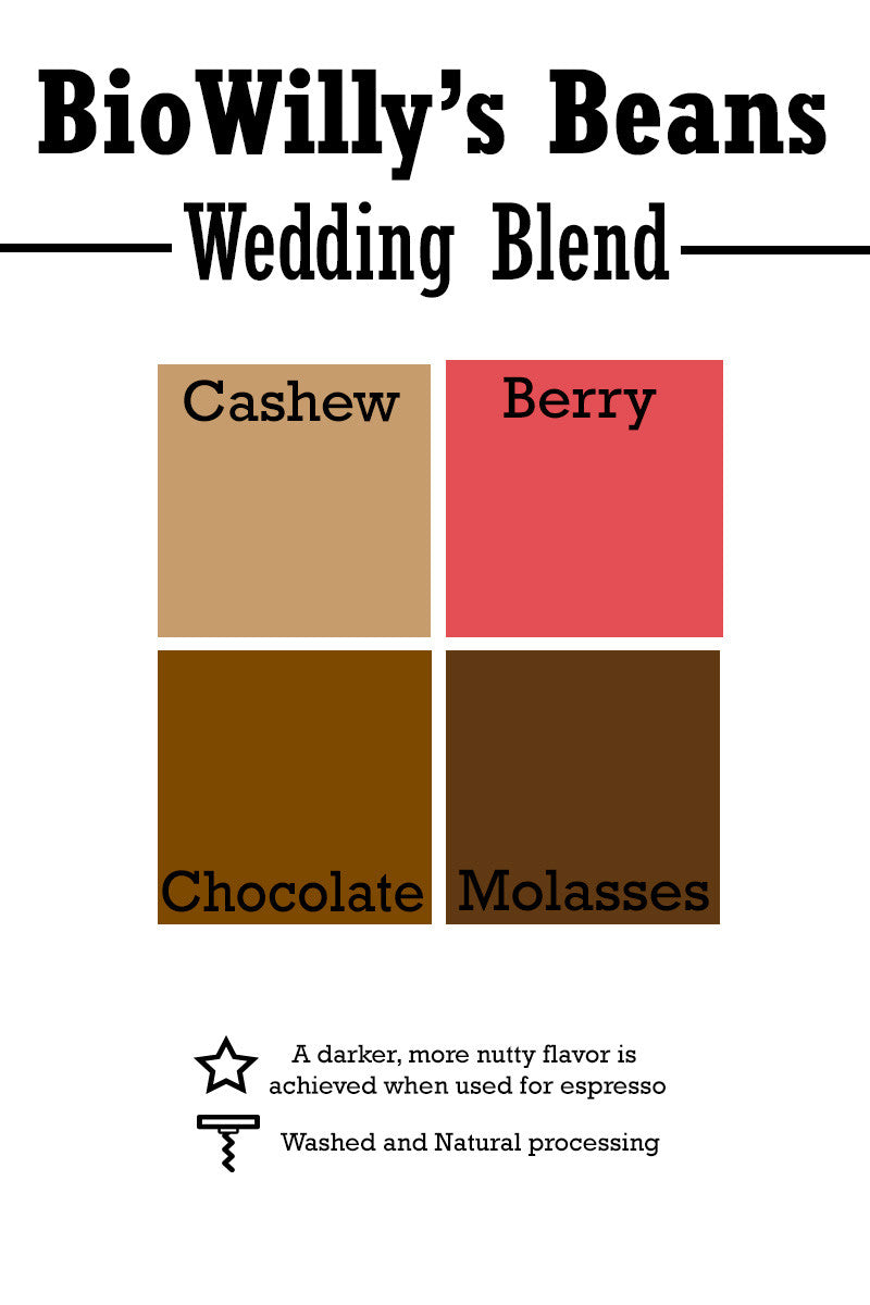 Wedding Blend