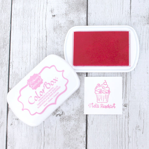 GUAVA/PINK Color Box by Stephanie Barnard Dye Ink Pad
