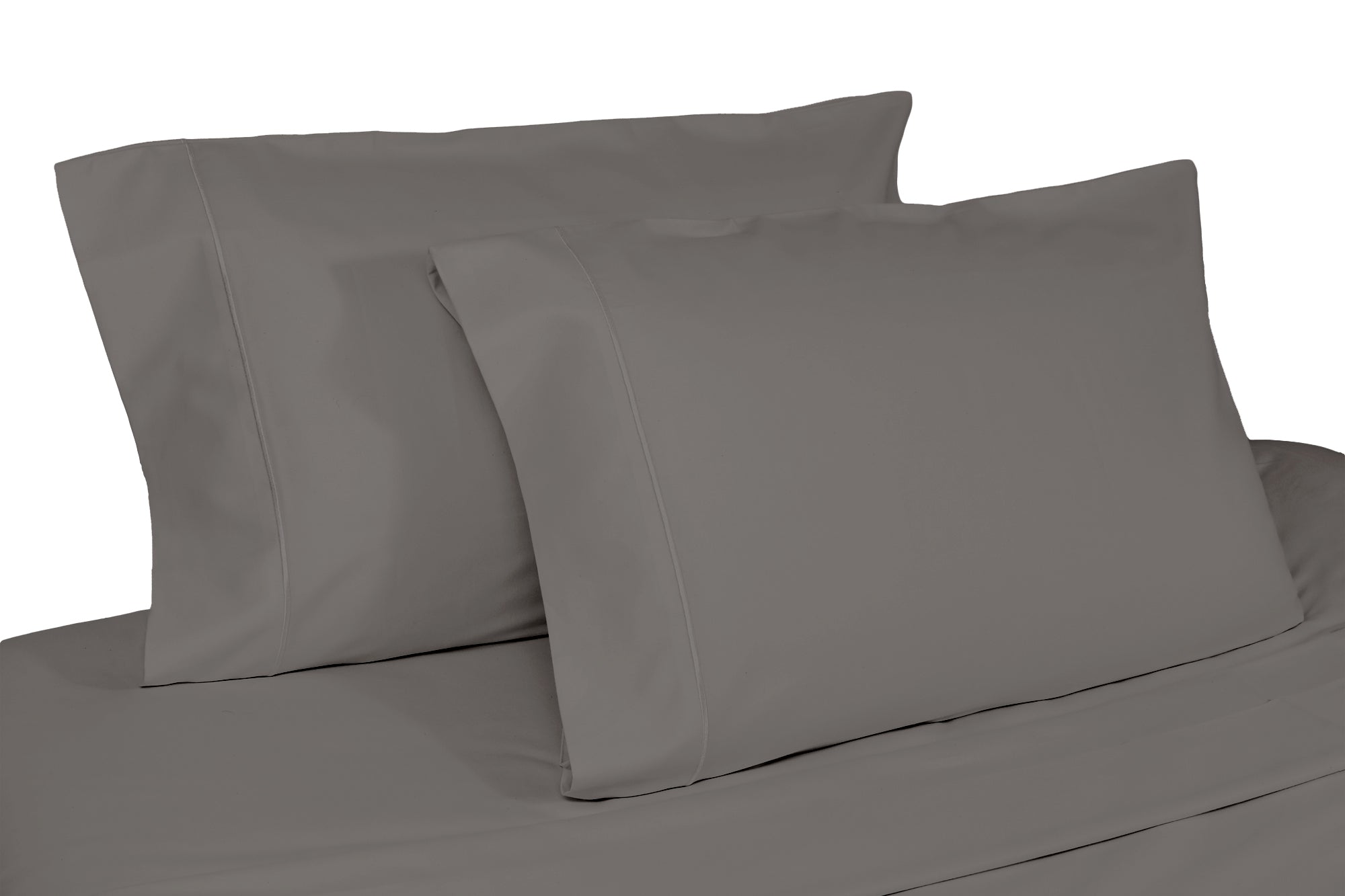 300 Thread Count Organic Pillowcase Set - Sateen