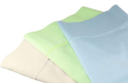 500 Thread Count Organic Pillowcase Set - Sateen