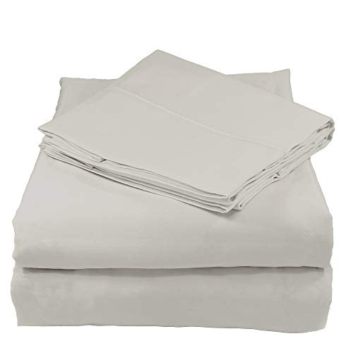 Sheets 500 Cal King Silver