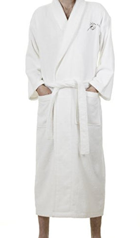 Bathrobe X-Large White