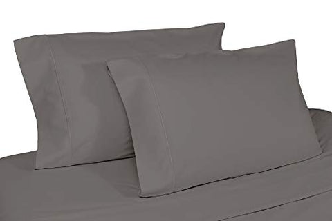 400 Thread Count Organic Pillowcase Set - Sateen