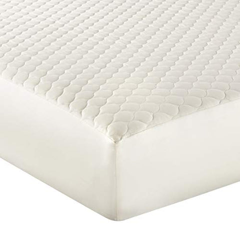 100% Organic Quilted Fitted Mattress Cover GOTS Certified
