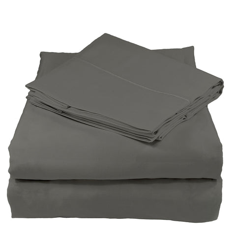 400 Thread Count Organic Sheet Set - Sateen (LIMITED STOCK)