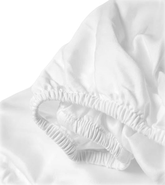 300 Thread Count Organic Crib Sheet - Sateen