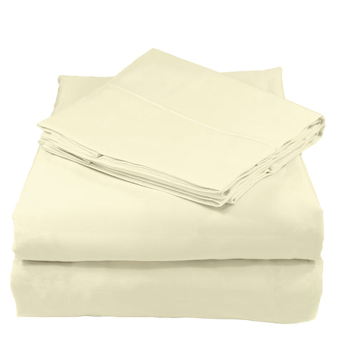 100% Organic cotton GOTS Certified 300 Thread Count Sheet Set