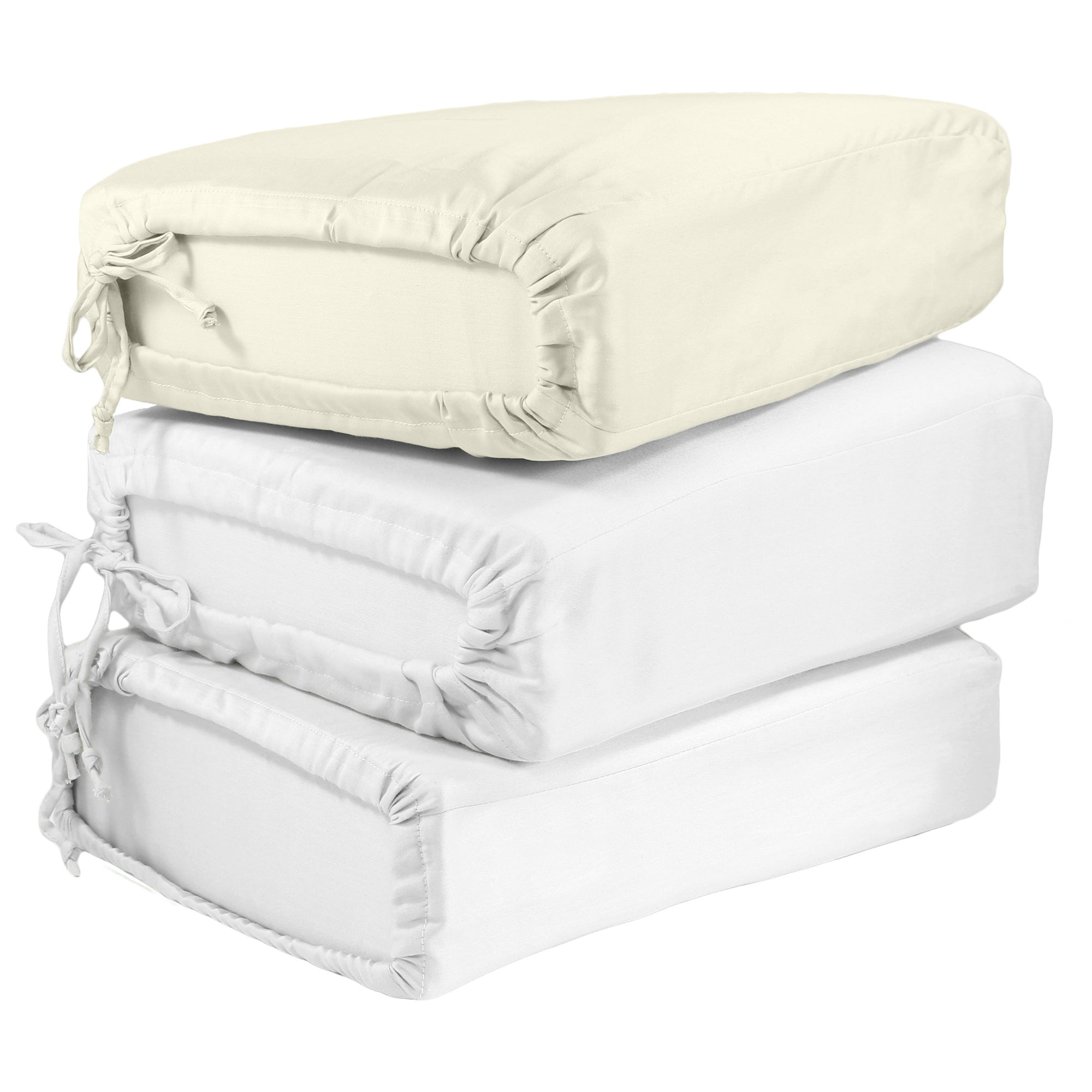 200 Thread Count Organic Sheet Set - Percale (LIMITED STOCK)