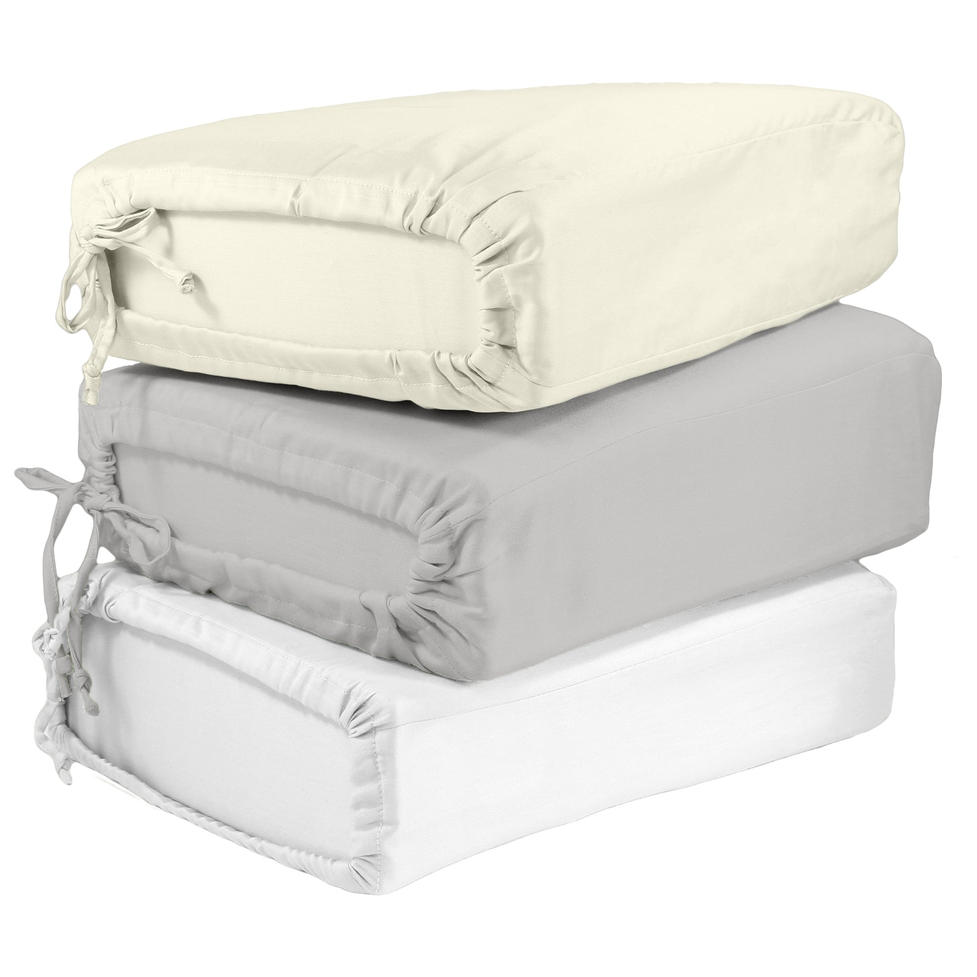 500 Thread Count Organic Sheet Set - Sateen