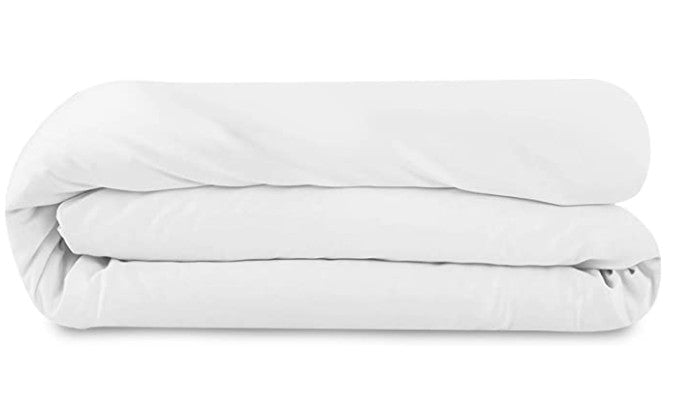 100% Organic cotton GOTS Certified 300 & 500 Thread Count Duvet Cover