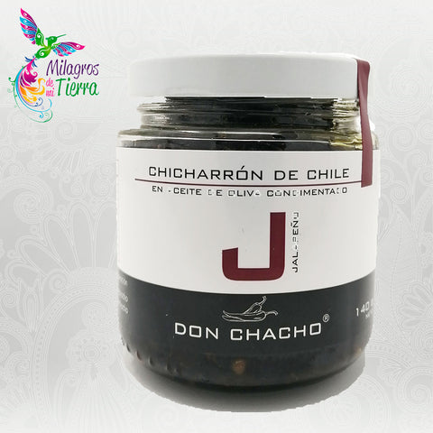 DON CHACHO CHICHARRON DE CHILE JALAPEÑO