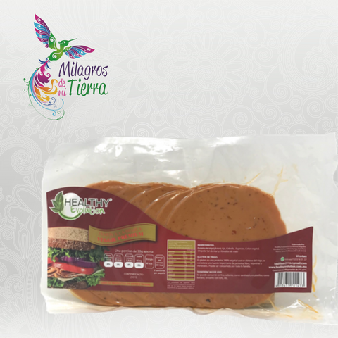 VL HEALTHY EVOLUTION JAMON VEGANO A LA DIABLA