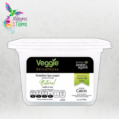 VL VEGGIE CHEESE YOGURT NATURAL VEGANO