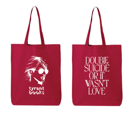 Red Tyrant Tote