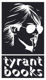 Tyrant Books Logo T-Shirt - Black