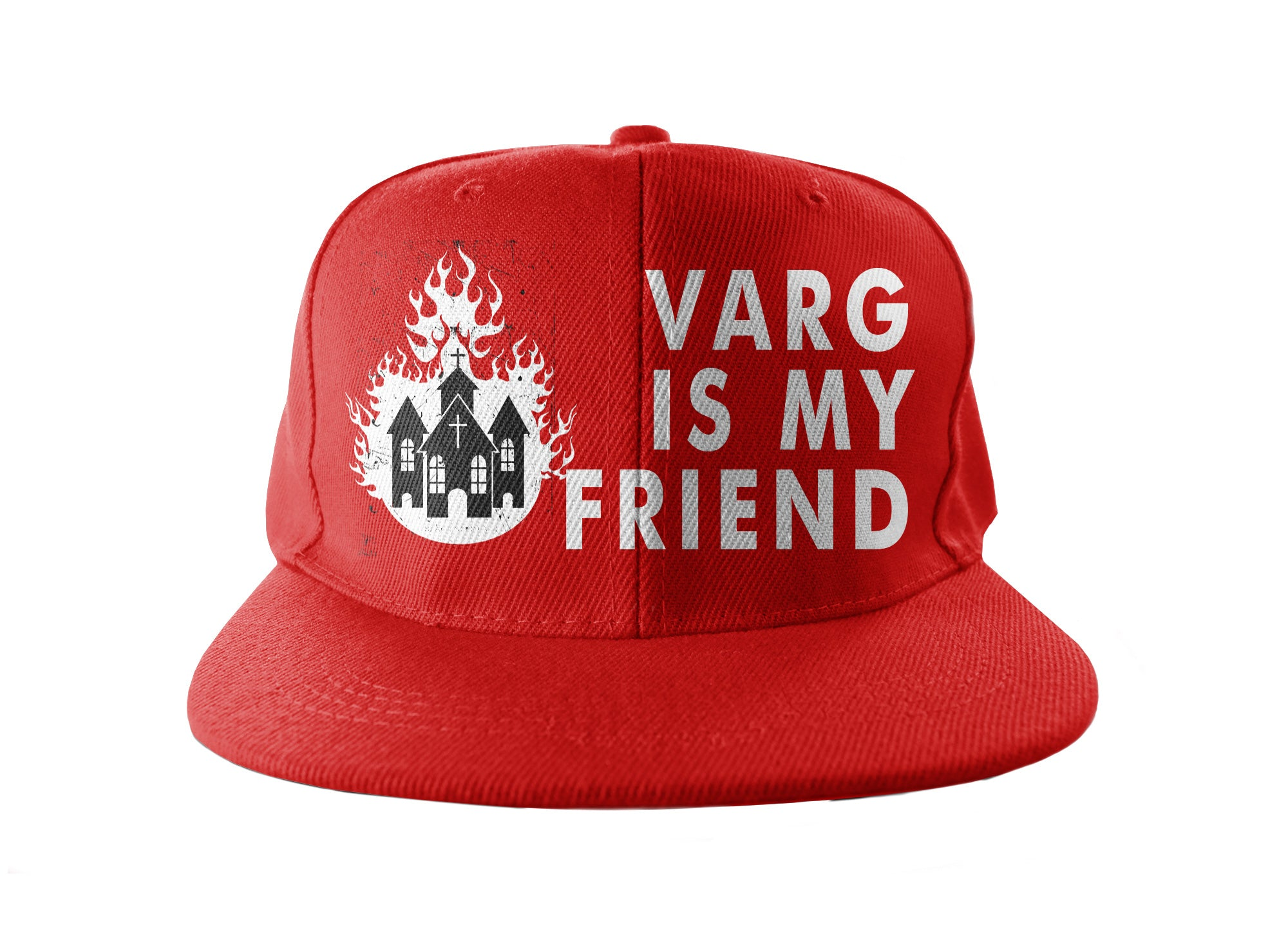 Red Varg is my friend
