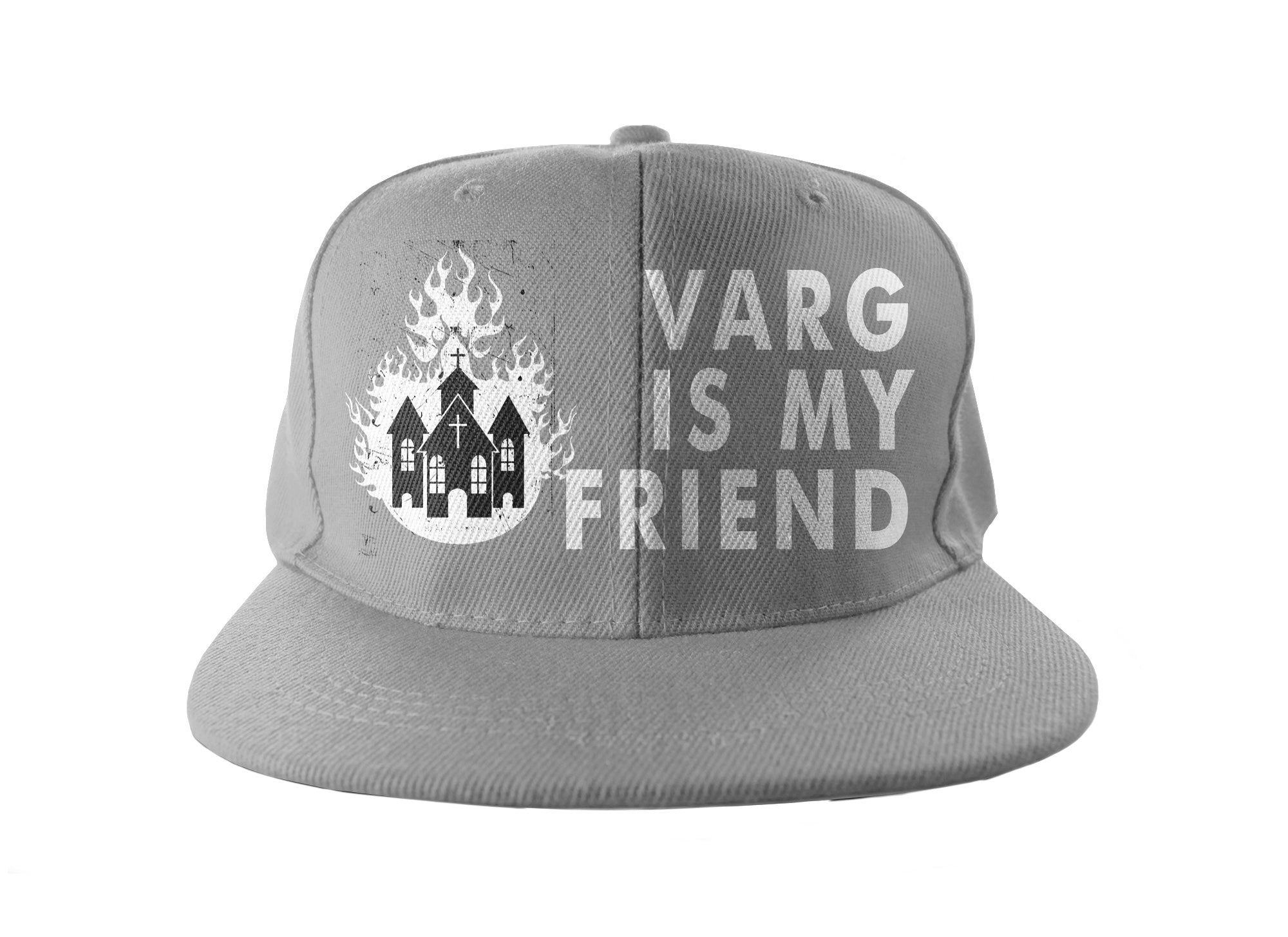 Grey Varg is my friend
