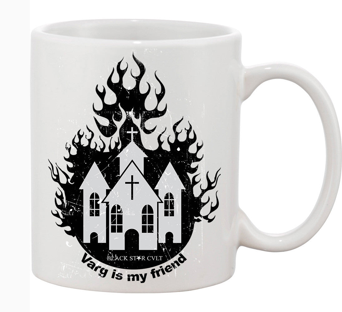 Varg is my friend- mug