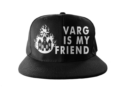 Varg - snap back