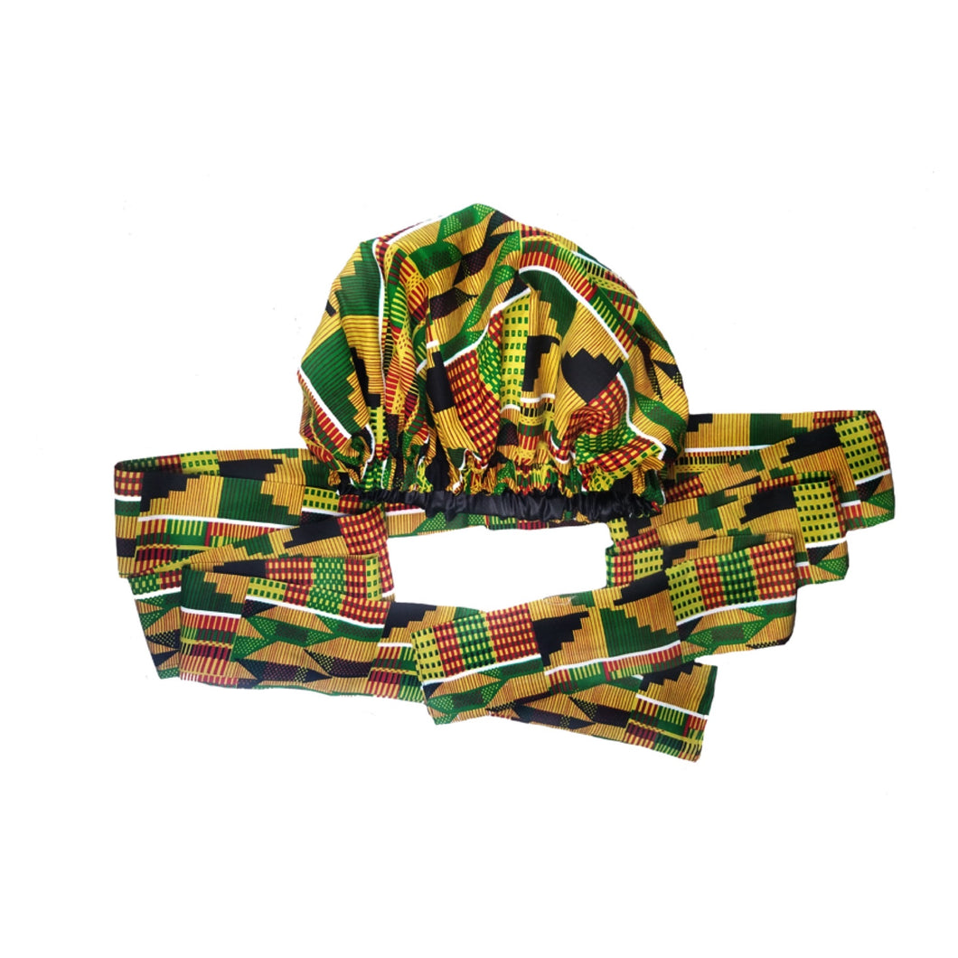 Yellow Kente