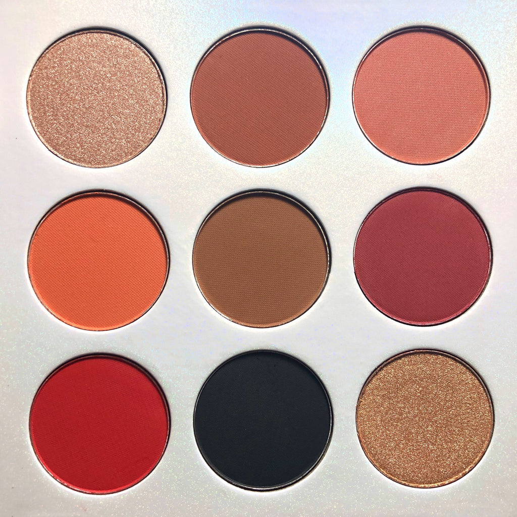 The Barista Palette
