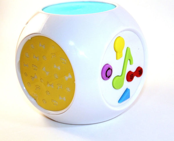 Star Projector Sound Machine With Cry Detect By Calm Knight - Addie and Emma's