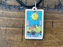 Load image into Gallery viewer, Tarot - The Moon Necklace