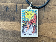Load image into Gallery viewer, Tarot - The Sun Necklace