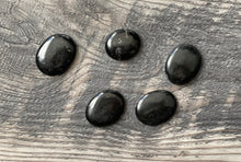 Load image into Gallery viewer, Black Tourmaline Worry Stones