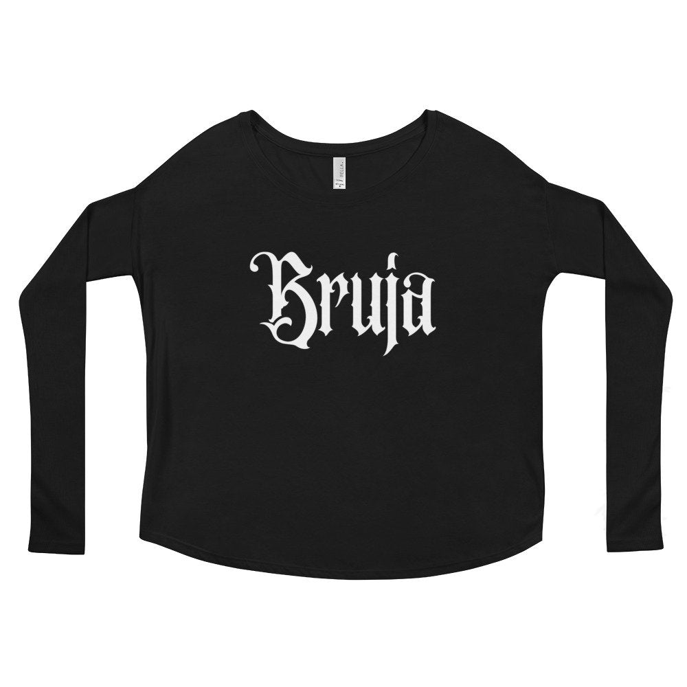 Bruja Ladies' Long Sleeve Tee