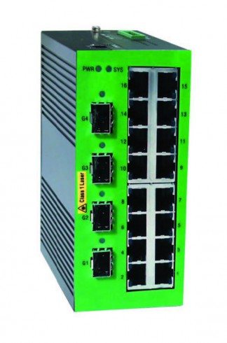 Managed (Layer 2) Ethernet Switches