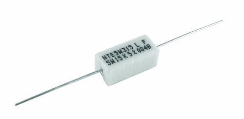 5W118 RESISTOR 5 WATT CERMET WIREWOUND FLAMEPROOF 180 OHM 5% AXIAL LEAD