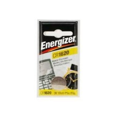 Energizer ECR1620BP 3V LITHIUM CEL BUTTON BATTERY