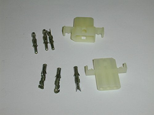 "CONNECTOR KIT 3 CONDUCTOR .093"" SERIES ( 1 EACH)"