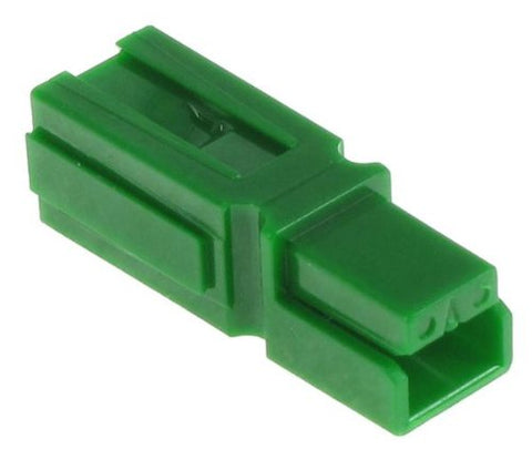 Heavy Duty Power Connectors PP15/45 HOUSING ONLY GREEN - BULK (5 pieces)