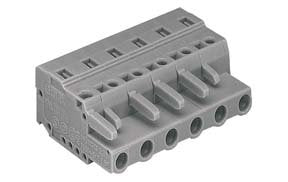 WAGO 231-212/026-000 Female connector 12-pole