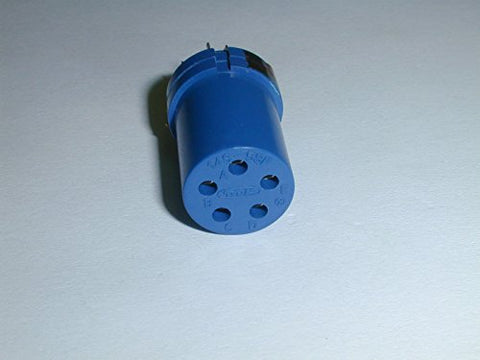 5 PIN CONNECTOR FEMALE SOCKET INSERT ( 1 EACH)