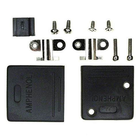 17-1370 D-Sub Backshell for 9 Pin Connectors (1 piece)