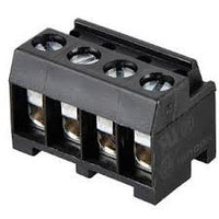 RIA 31007104 4 Position Header-Pluggable Terminal Block 5mm Spacing (5 pieces)